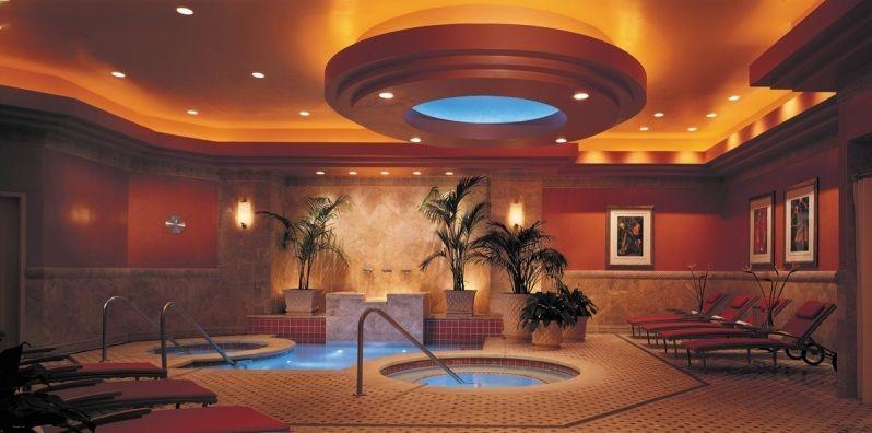 Jacuzzi At Borgata Hotel Casino Spa Atlantic City Hotel Spa Hotel Spa