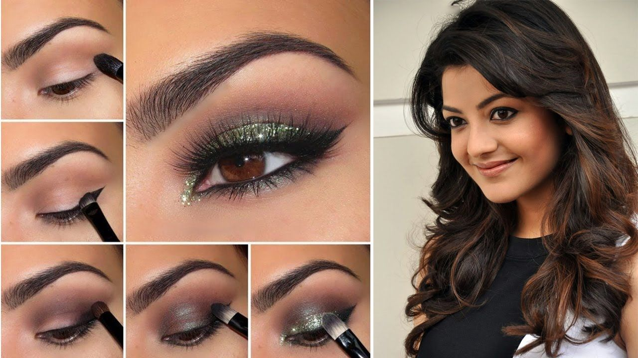 Indian partystyle makeup hairstyle step by step amazing indian partystyle makeup hairstyle step by step amazing hairstyle makeup solutioingenieria Choice Image