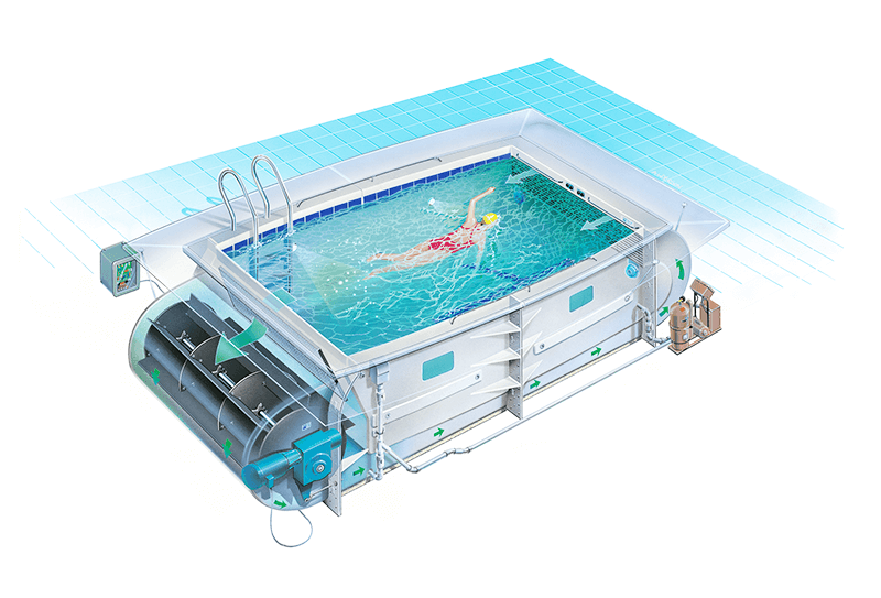 Aquatic Therapy Ask 2 Questions Before Planning Your Space Swim