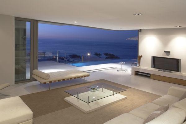 12+ Modern living room ideas » Modern Home Interior Design | Maisons ...