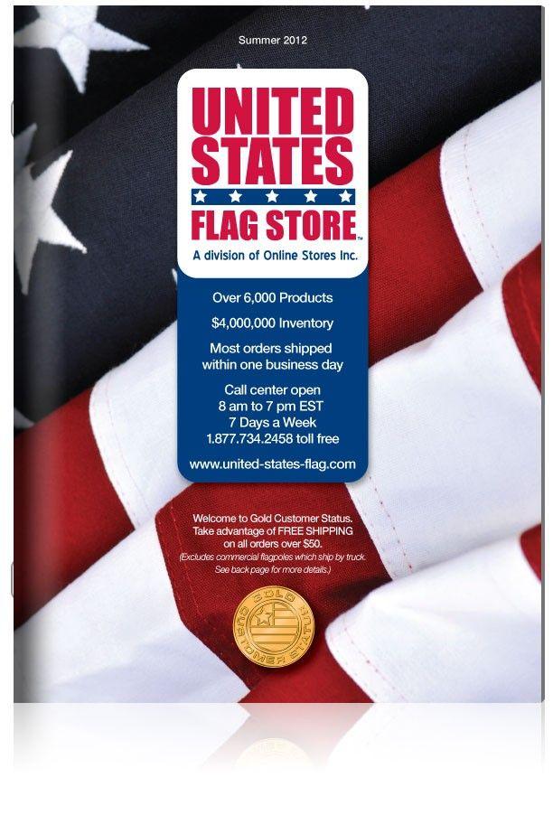 United States Flag Store Catalog