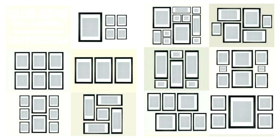 Image Result For Large Wall Collage Ideas Home In 2019 Pinterest