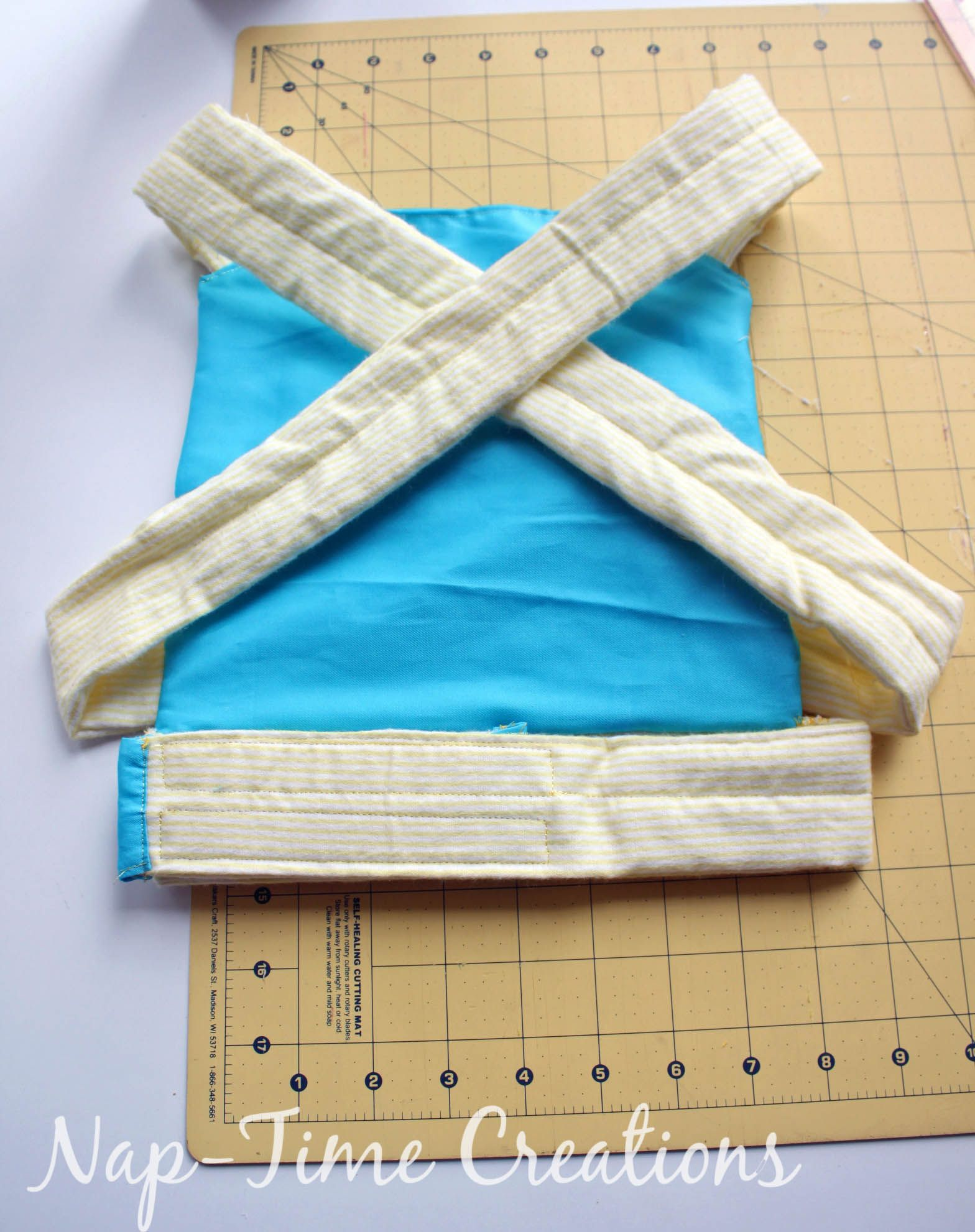 Doll Carrier free pattern and tutrorial | AG Accessories | Pinterest ...