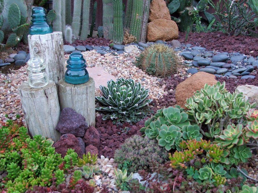 Designing a Succulent Garden | ... Design , Bakersfield Landscape  Construction , Bak ersfield