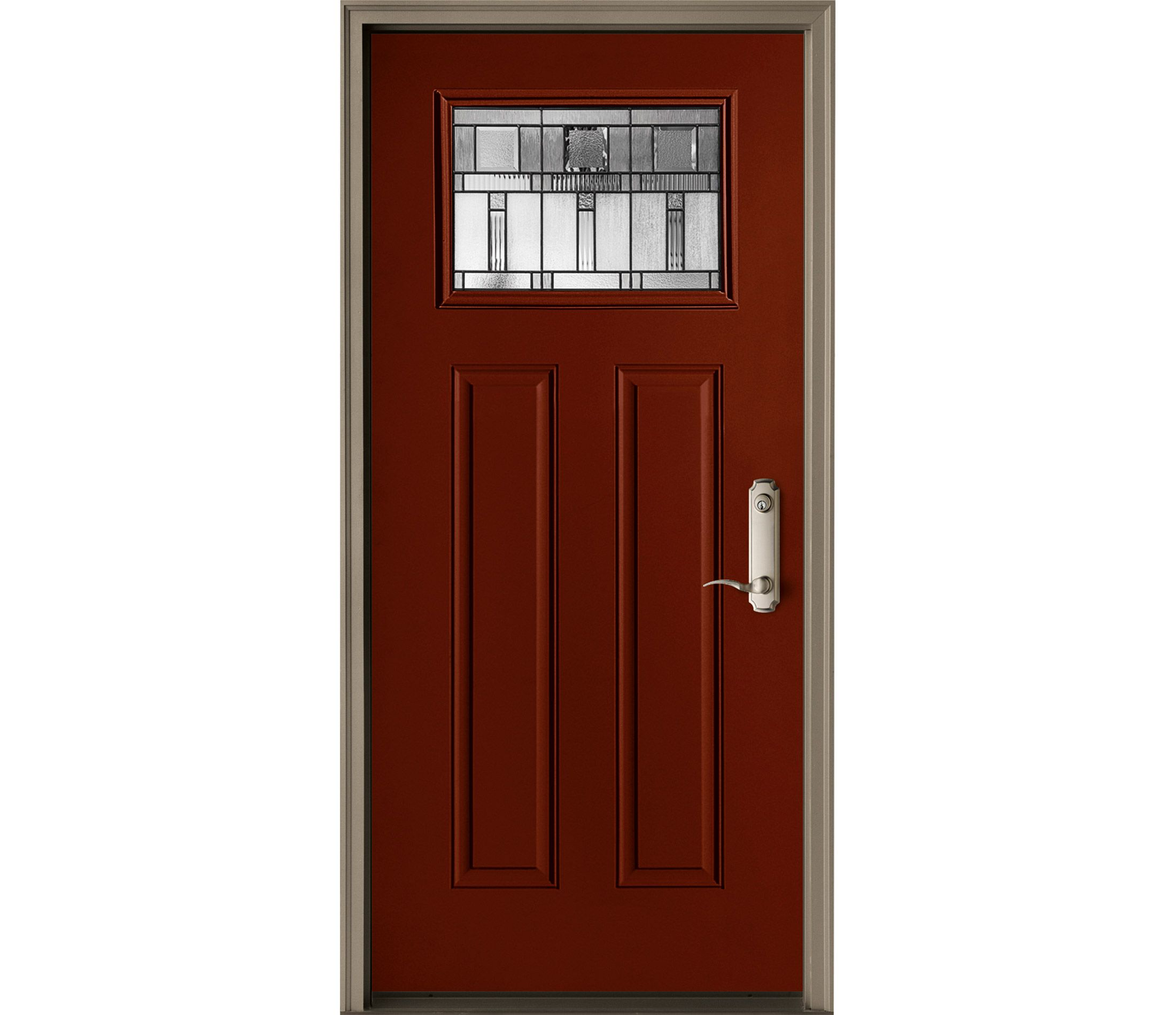 Pella Craftsman Light Entry Door With Glass Walls Windows Do