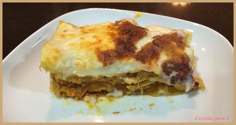 Lasanha de Atum / Tuna Lasagne