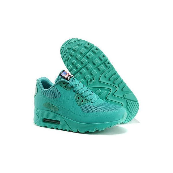 nike air max 90 hyperfuse usa pack apple green