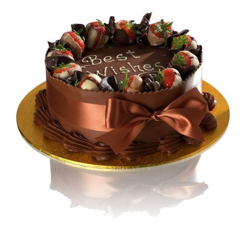 Double Chocolate Delight Celebration Cake Chocolate sponge