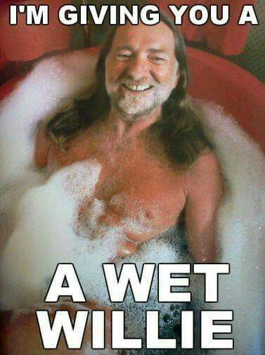 Wet Willie | Happy Birthday images | Birthday wishes funny