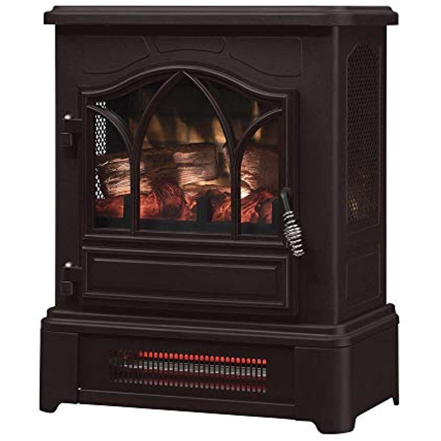 Duraflame Electric Dfi 470 07 Infrared Quartz Fireplace Stove