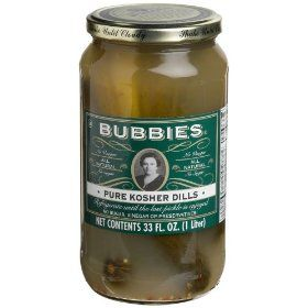 "Bubbies Pickles - 21 Healthy ""Grab And Go"" Snacks Your Kids Will LOVE"