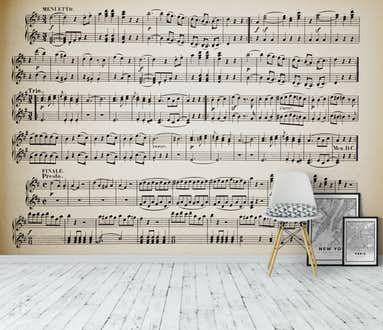 Tapet Musik