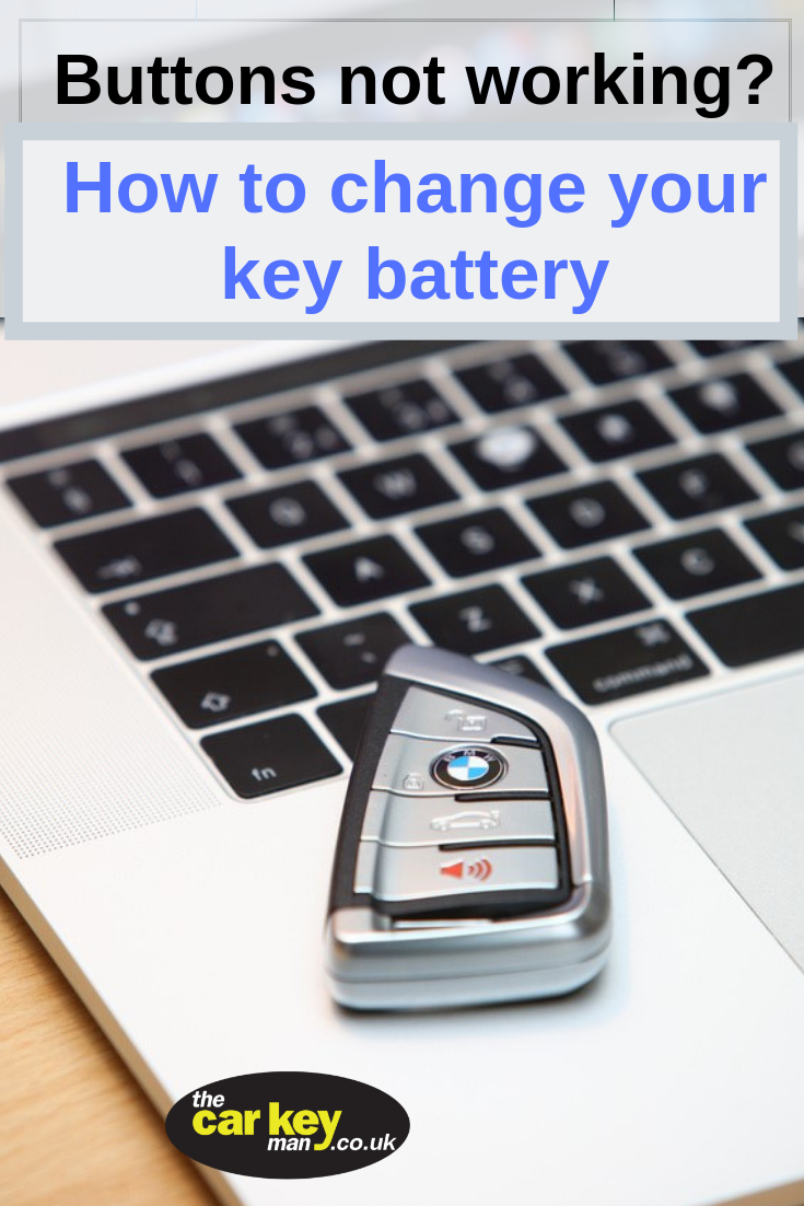 Need to change the battery on your BMW key? You don't need