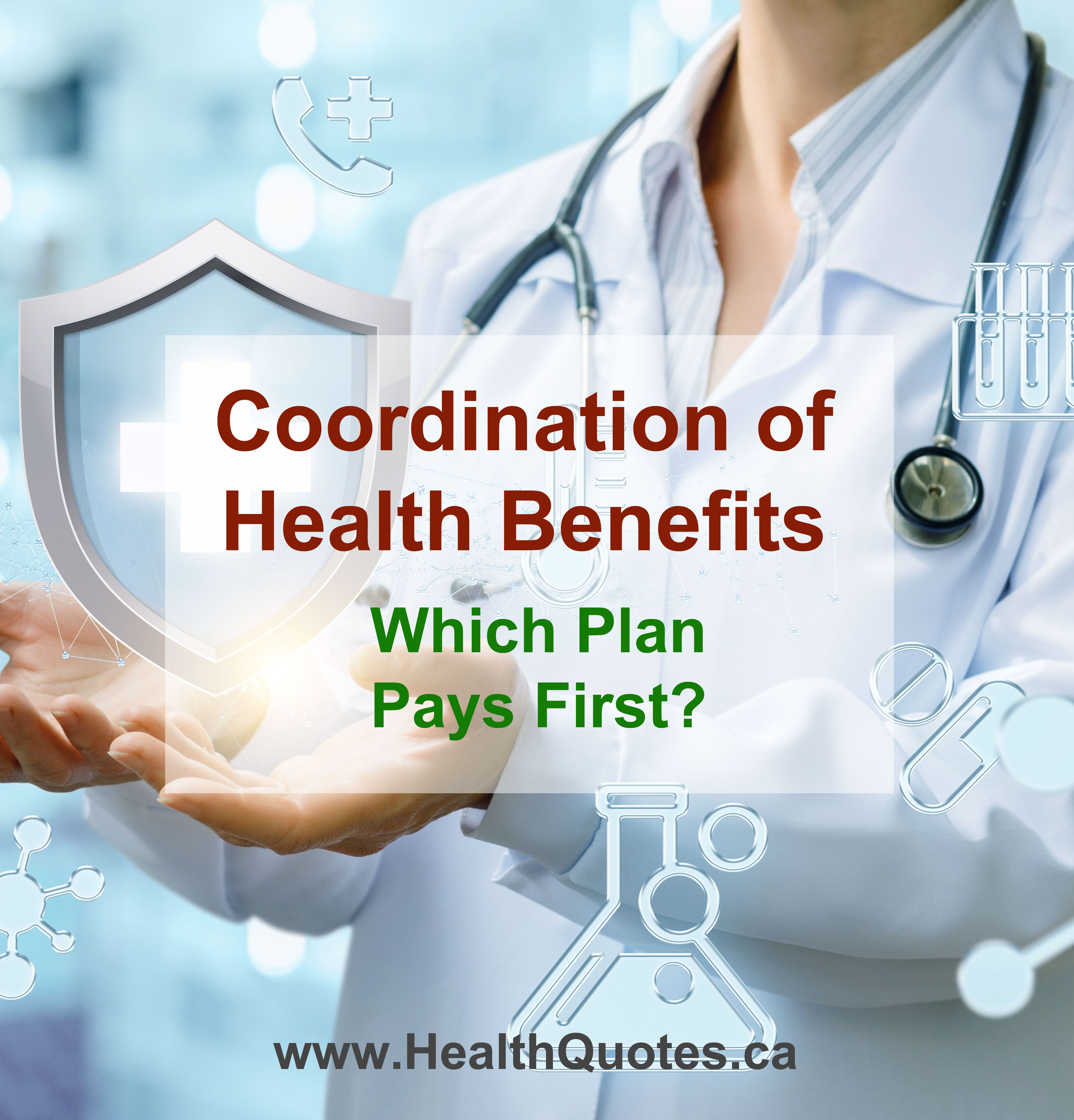 Which health insurance plan pays out first? Which plan is