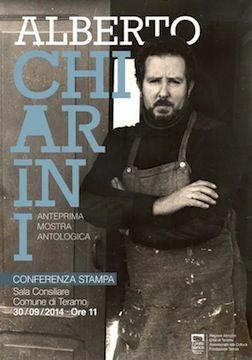 Teramo,mostra dedicata ad Alberto Chiarini