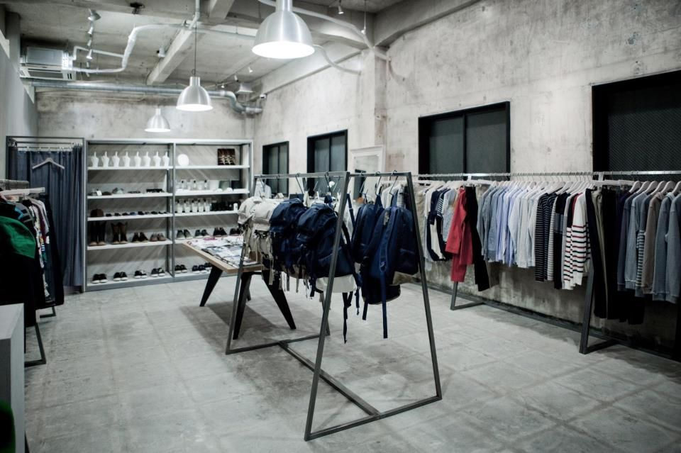 Shop Guide Tokyo Part 2 Grey Walls Retail Design Design