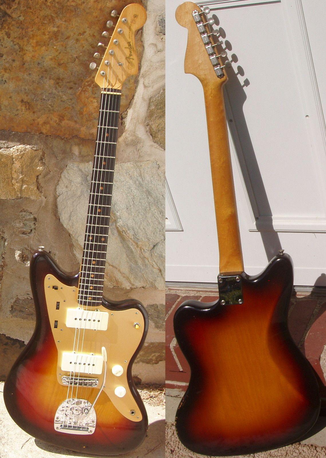 Fender Jazzmaster 1959 | Scoot | Jazz guitar, Guitar, Vintage guitars