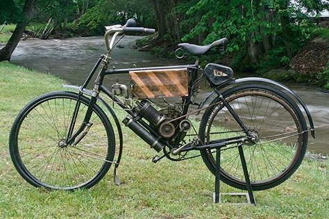 Commit error. yale vintage bicycles have