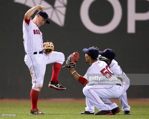BOSTON, MA - JULY 19: Brock Holt #12 of the Boston Red Sox... #sandonadipiave: BOSTON, MA - JULY 19: Brock Holt #12 of the… #sandonadipiave