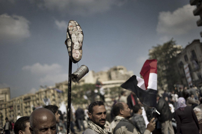 Egypt S Revolution In Retrospect Time Goes To Tahrir Square