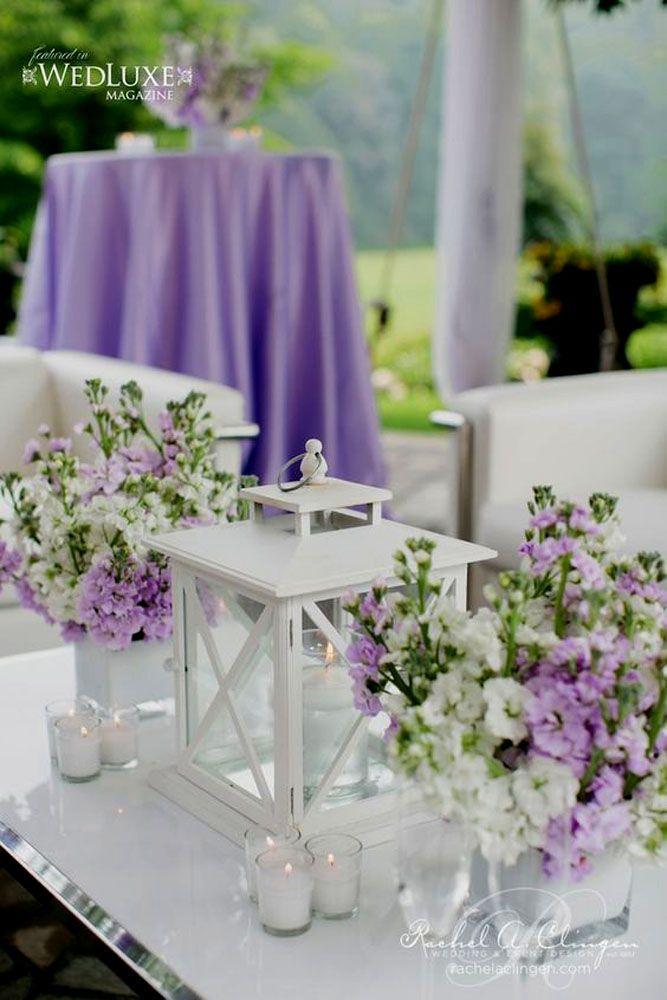 24 Lavender Wedding Decor Ideas You\'ll Totally Love | Lavender ...