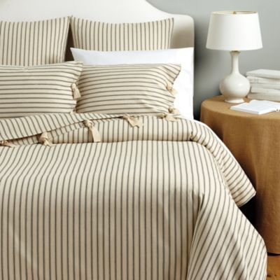 Ticking Stripe Bedding Kids Rooms Ticking Stripe