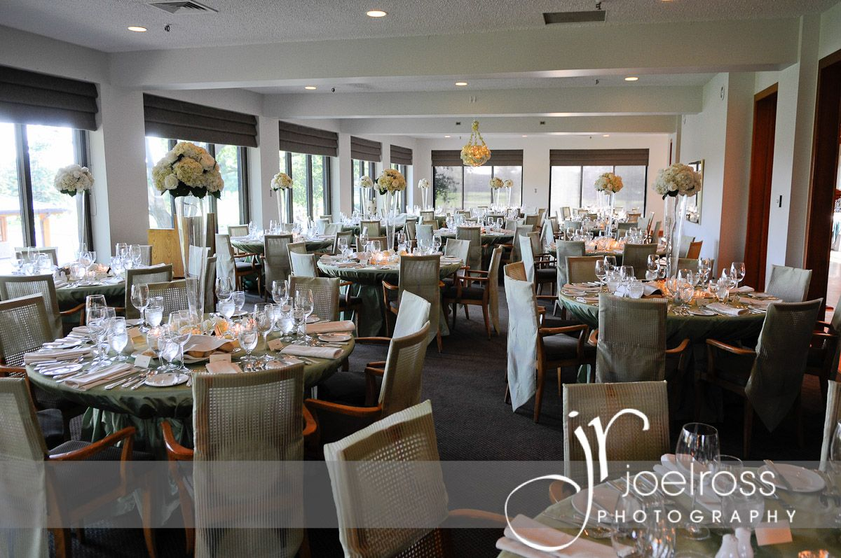Reception at St Charles Golf and Country Club