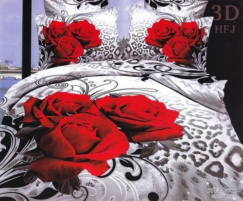 3d bedding sets bed set duvet cover set luxury polyester