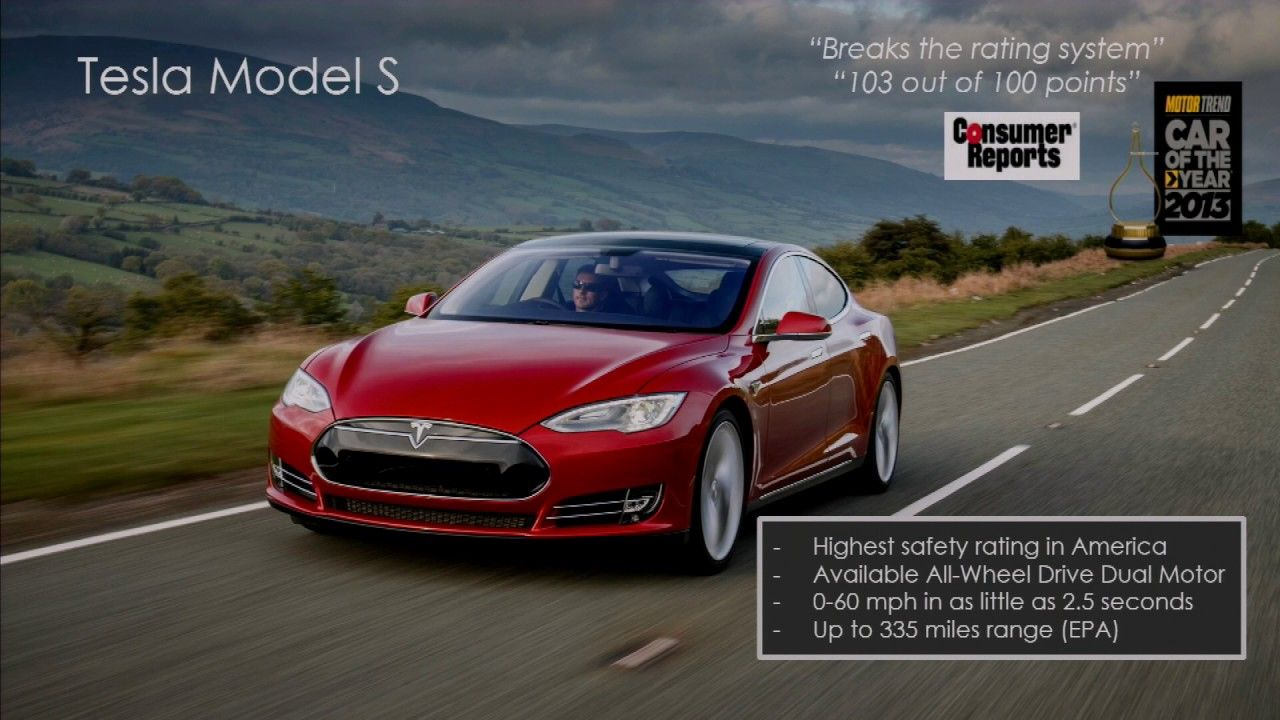 Andrew Stevenson, Tesla, Special Projects Tesla