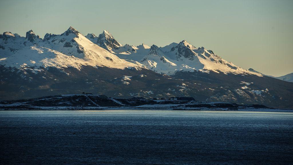 Montes Sampaio Isla Hoste Chile Beagle Channel Chile Tierra