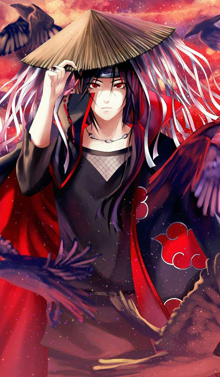 Itachi Uchiha Make Your Mobile Stand Out With Excellent Hd Supreme Wallpapers And Background Each And Every Wallpap Itachi Uchiha Art Itachi Akatsuki Itachi