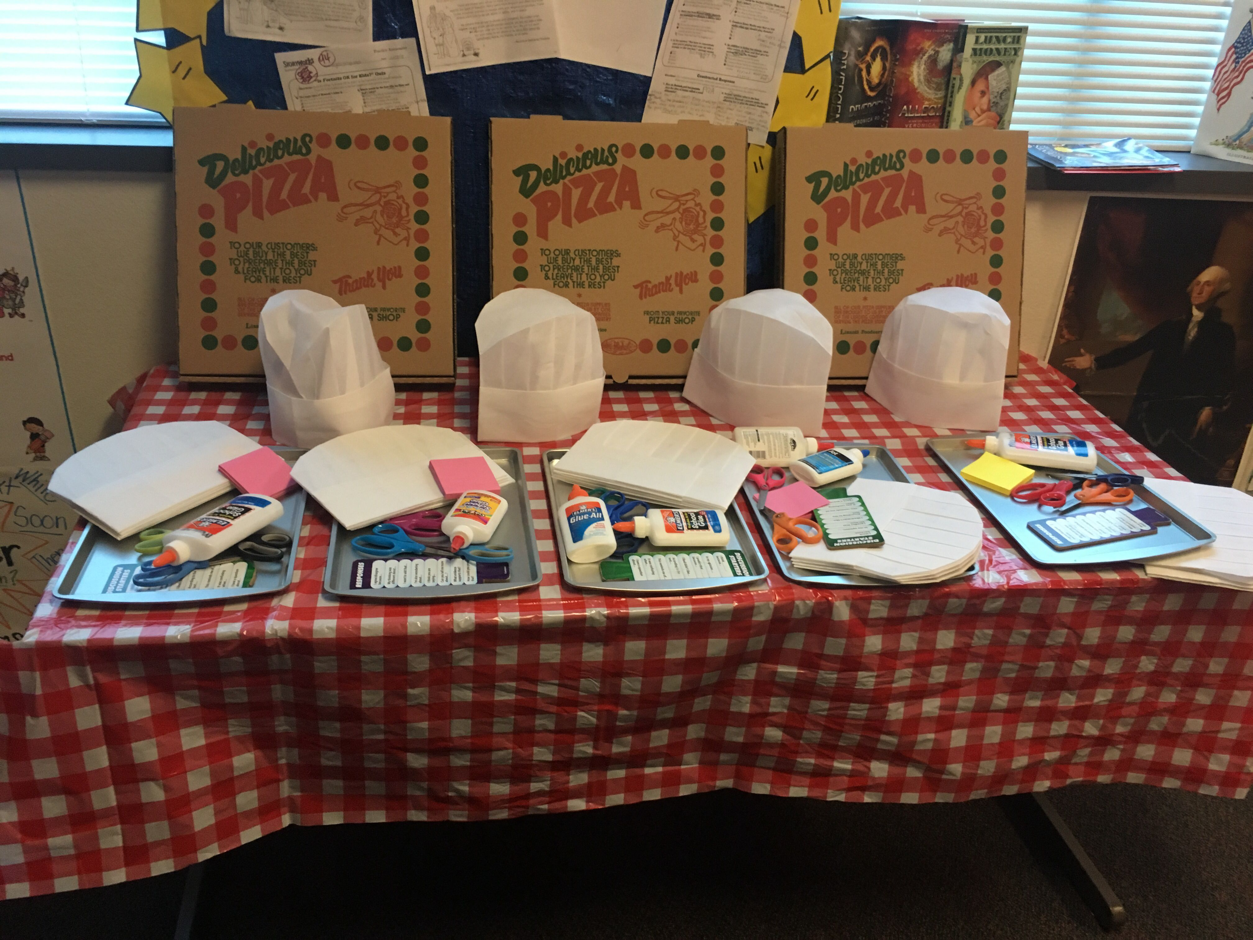 Main Idea And Details Pizzeria Room Transformation Main Idea Pizza Centers Classroom Transformation Main Idea Lessons 3rd Grade Classroom