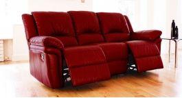 Swell Diablo 3 Seater Manual Recliner Sofa Scs Inzonedesignstudio Interior Chair Design Inzonedesignstudiocom