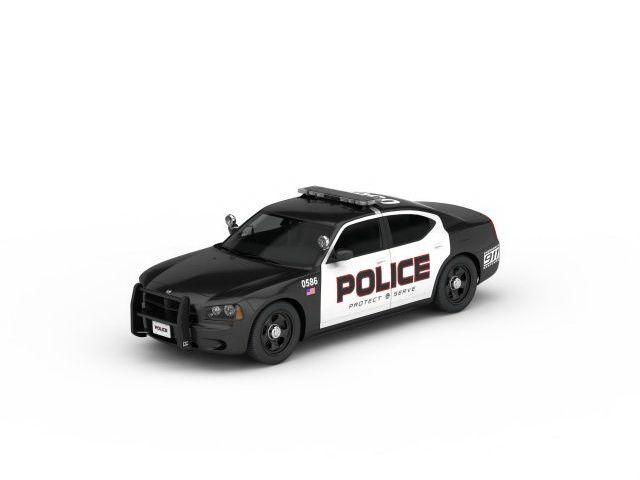 Us Police Car 3d Model Us Police Car Car 3d Model Cruiser Car