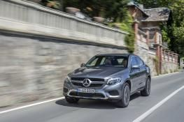 Mercedes Benz Glc Coupe First Drive Mercedes Benz Glc Coupe