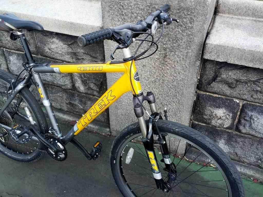 Trek 4300 Review With Images Trek Bicycle Sports Equipment