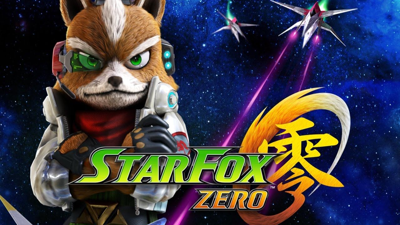 Star Fox Zero Game Movie 1080p HD Star fox, Anime stars