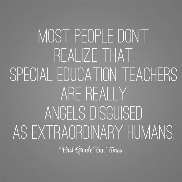 I Teach With Images Special Education Teacher Quotes Teacher