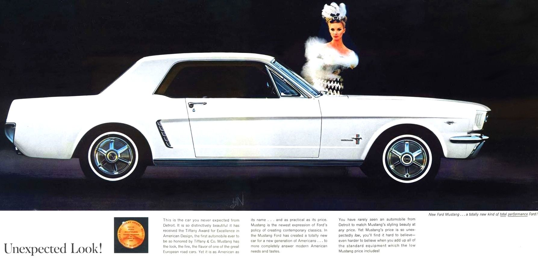 1964 Ford Mustang White Hardtop My first car, thanks for the ...