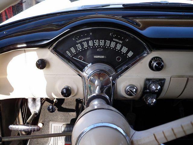 1956 Chevrolet 150 Dash Chevrolet Automotive Design Retro Cars