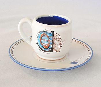 Marino Moretti espresso cup.