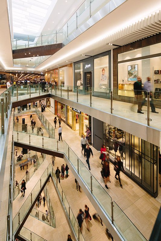 Https Www Cfsgam Com Au Uploadedimages Emporiummelbourne Hi Res Emporium Melbourne 63 Jpg Centro Comercial Arquitectura Edificios