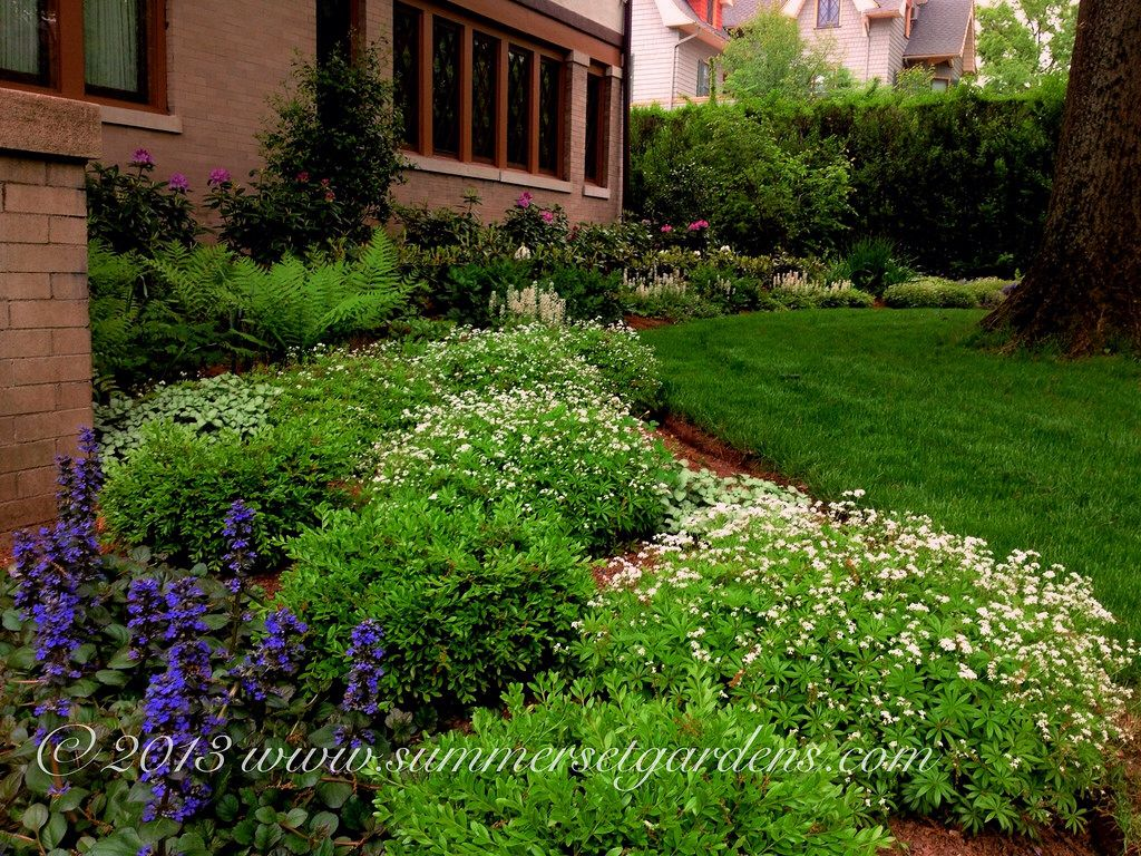 front yard garden design in new jersey - Garden Design Jersey