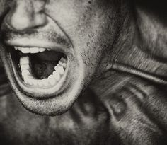 Emotion Photography Anger
