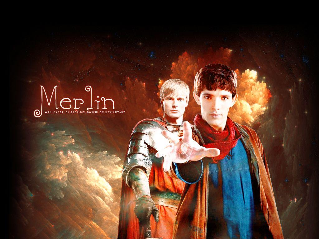 Camelot Arthur Morgan Merlin HD Wallpapers Tv Show Online