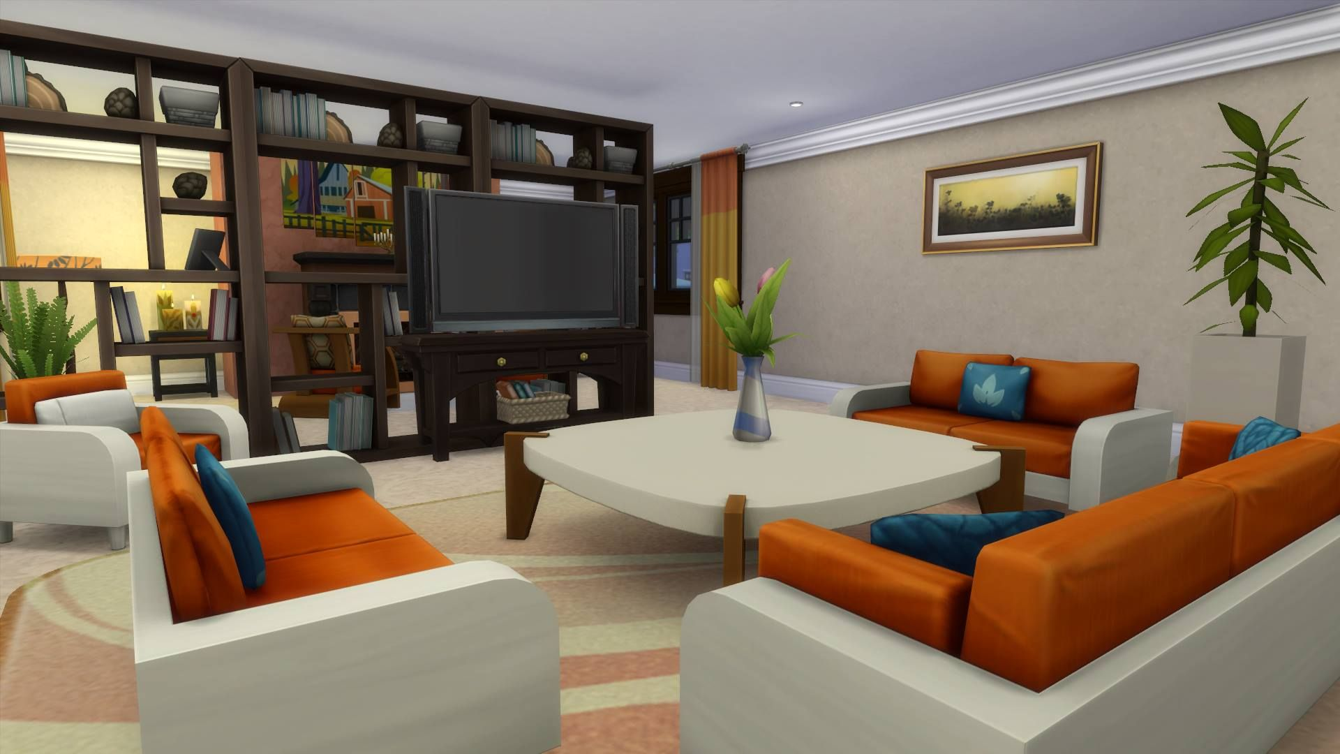 Sims 4 House Download Sims House Sims House Design Sims 4 House Design