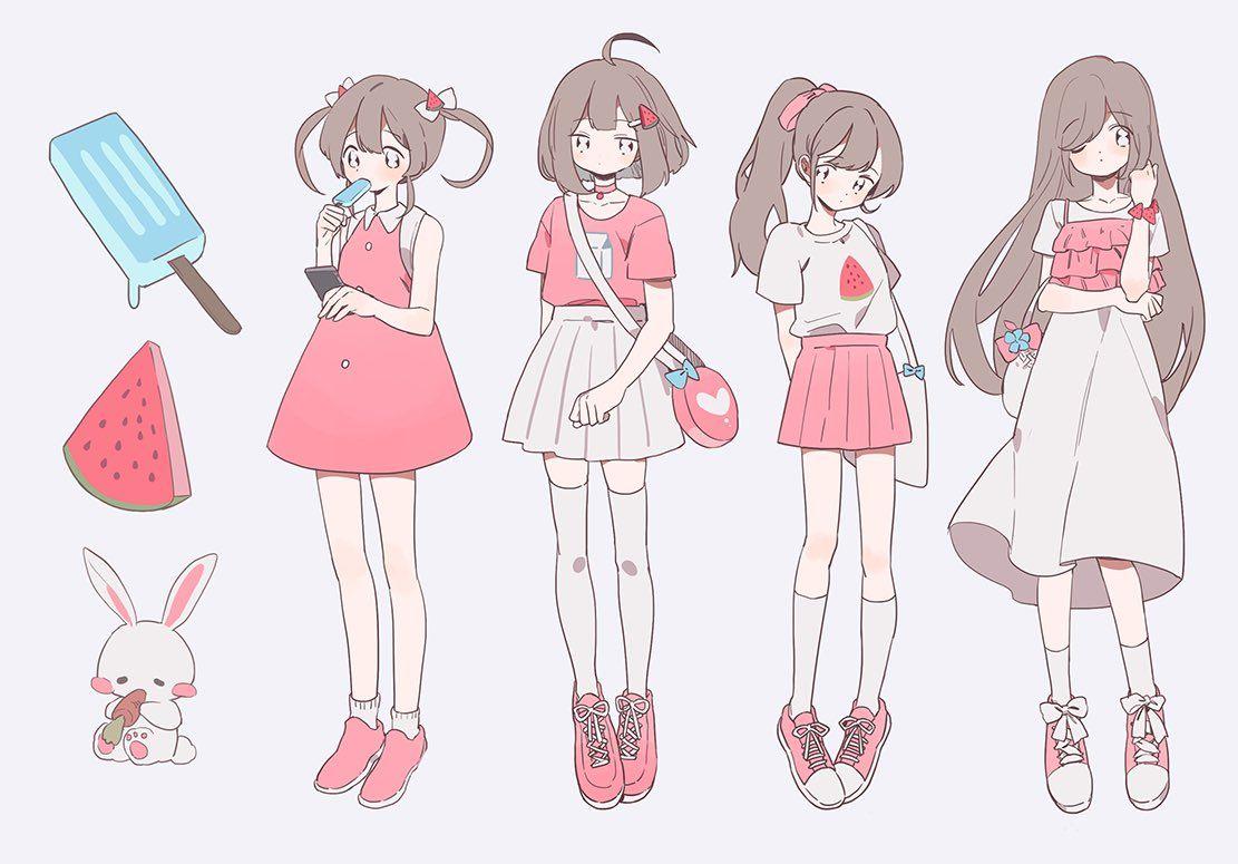 Pic Twitter Com 1vbr3iywra Character Design Inspiration Cute Art Character Art