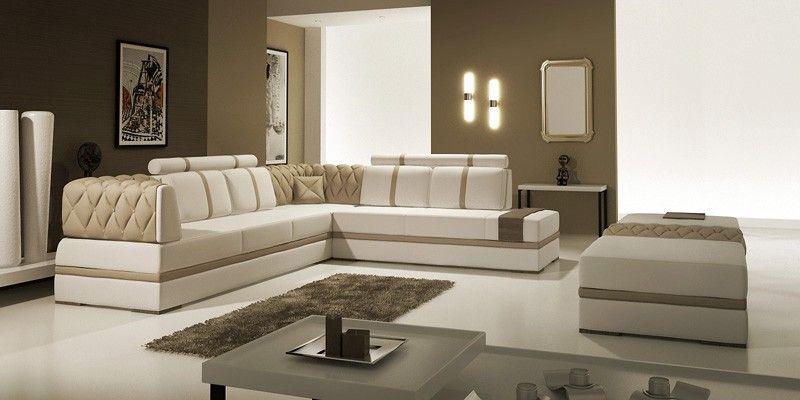 Sitzgarnitur wohnzimmer modern  5013 - Modern Sectional Sofa - $1895   MY DREAM HOME   Pinterest