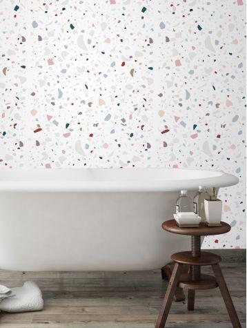 Granite - modèle sans raccords | Papier peint