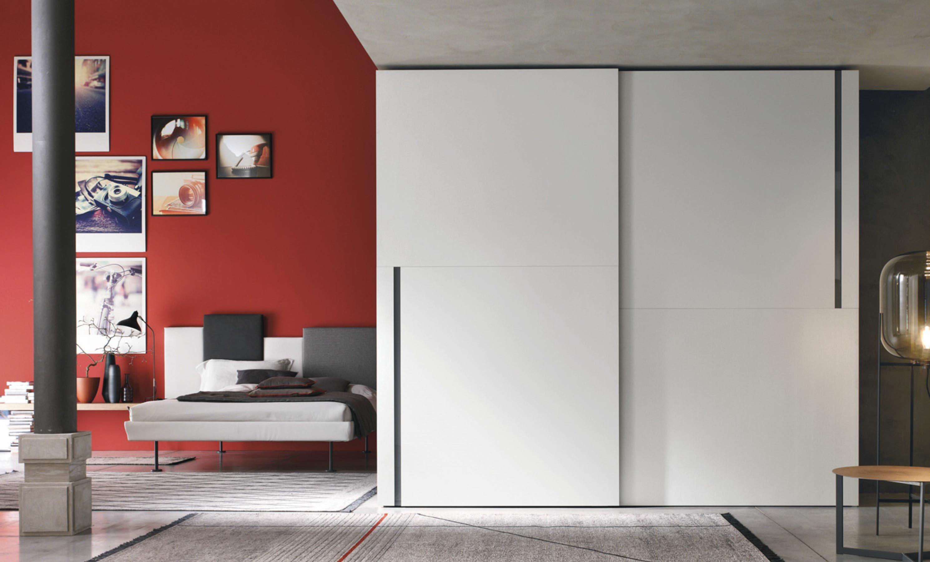 Anta Denver Scorrevole Tomasella Wardrobe Design Bedroom